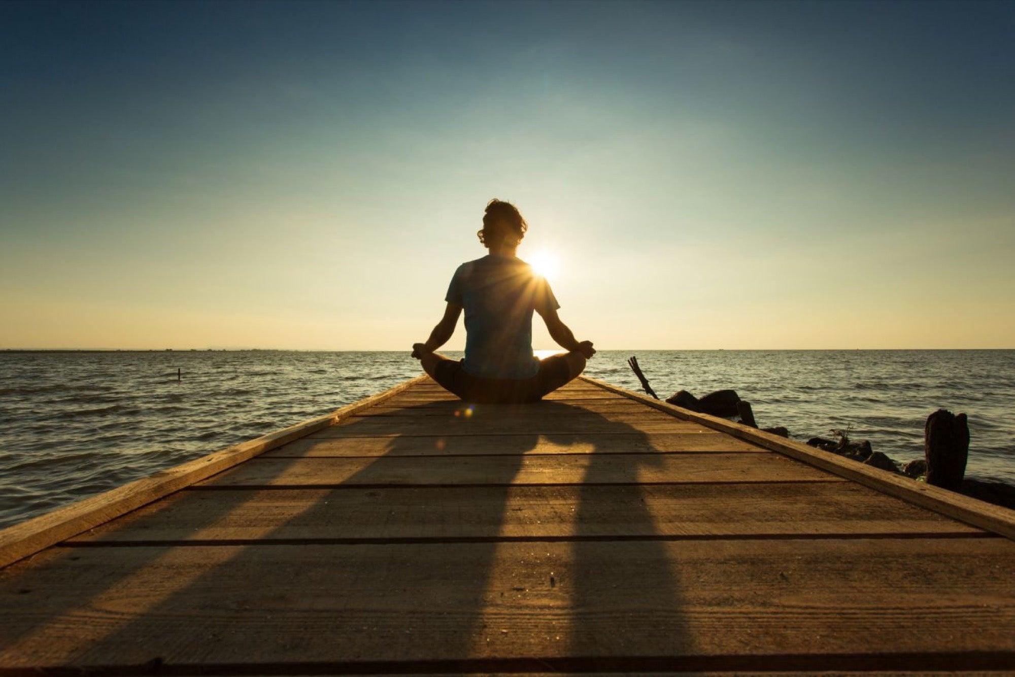 اثر جادویی کنترل تنفس برآرامش