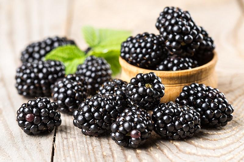 خوراکی های سیاه رنگ که باید در رژیم غذایی قراردهید