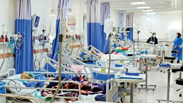 ۷۰ درصد تخت های بیماران کووید ۱۹  این استان پر شد