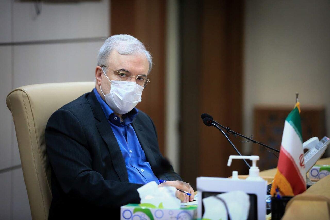 تزریق واکسن ۵۵ تا ۵۸ سالهها در تهران به دستور وزیر بهداشت