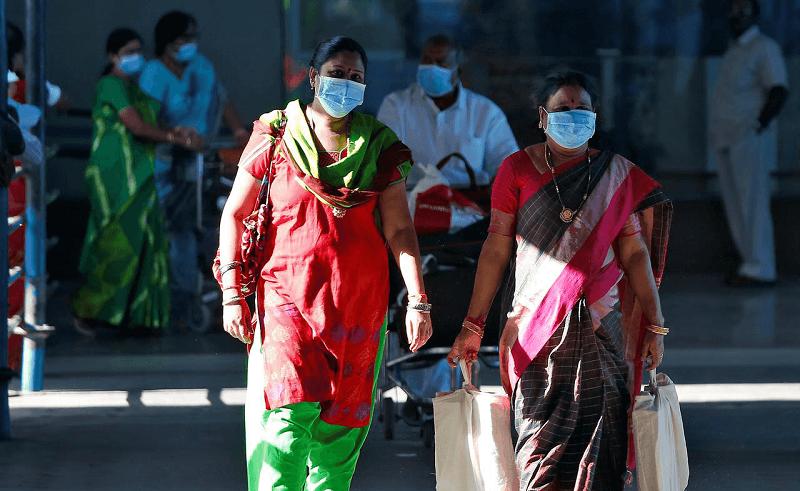 خبرهای نگران کننده از کرونا در هند