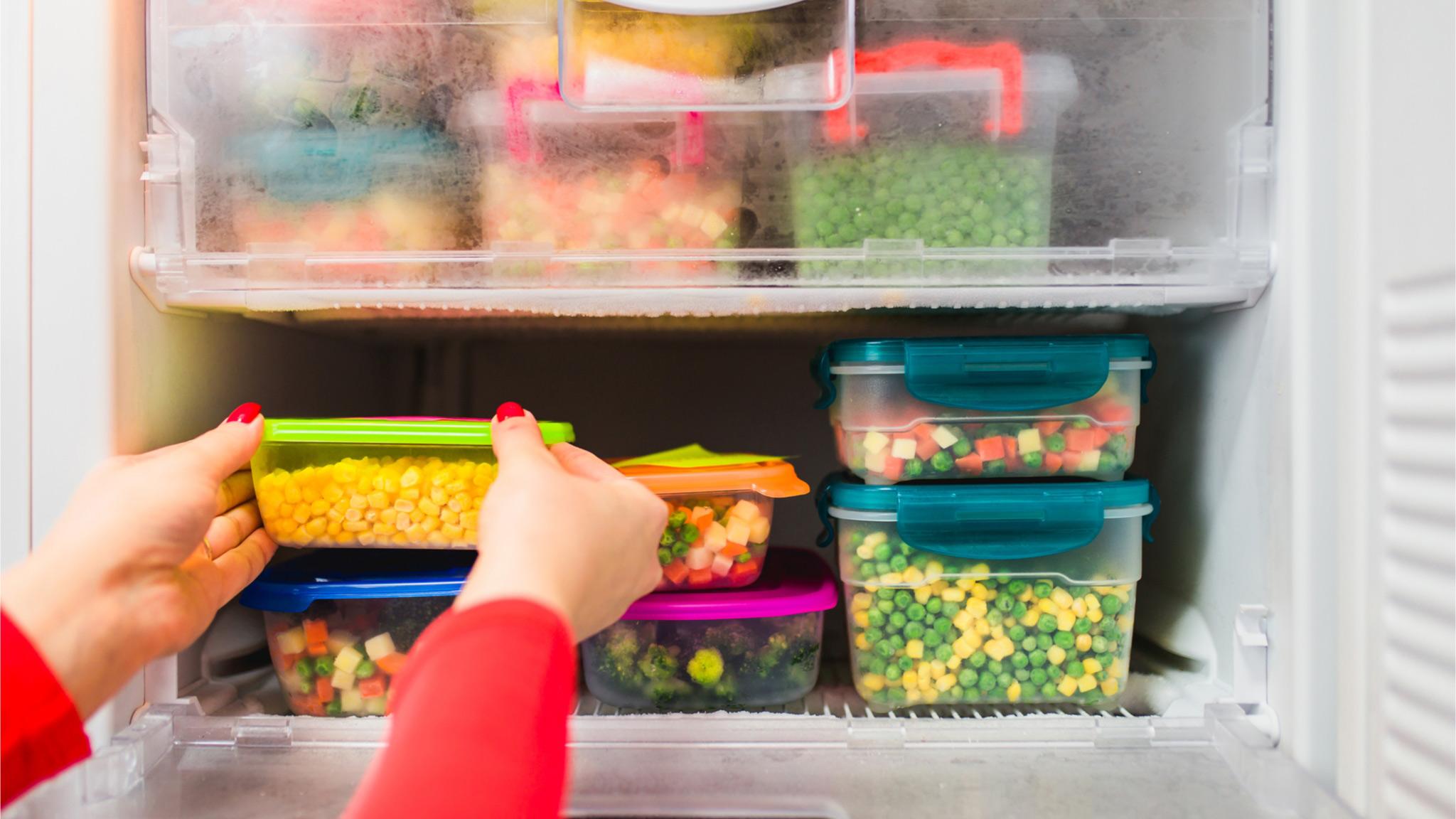 چگونه از موادغذایی داخل فریزر در شرایط قطعی برق محافظت کنیم؟