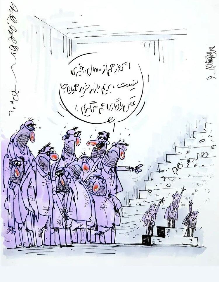 وضعیت مدیران اعزامی به المپیک! + عکس