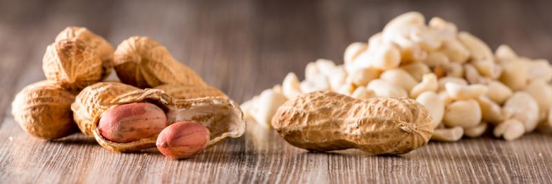 خوردن زیاد بادام زمینی ممنوع+ علت