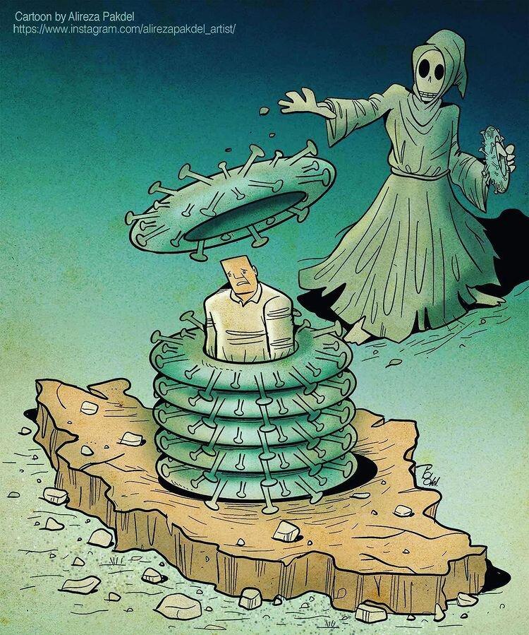 بازی تلخ مرگ برای ایران! + عکس