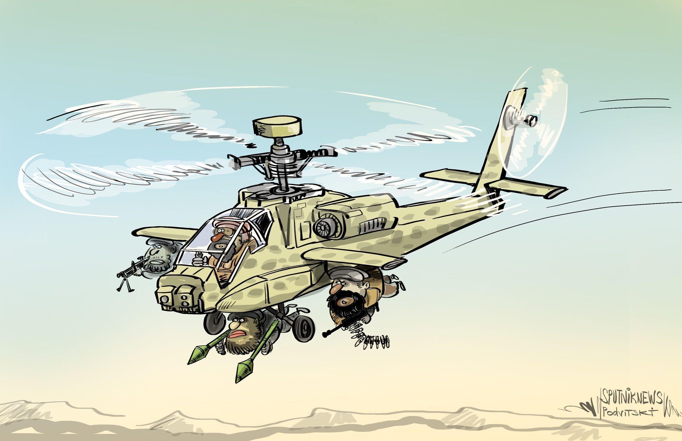 تجهیزات نظامی آمریکا در دست طالبان + عکس
