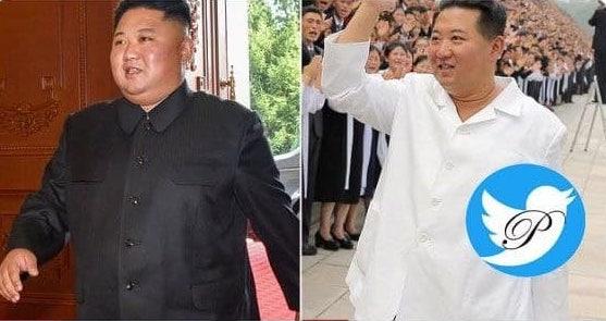 کیم جونگ اون لاغرتر از همیشه ظاهر شد + عکس