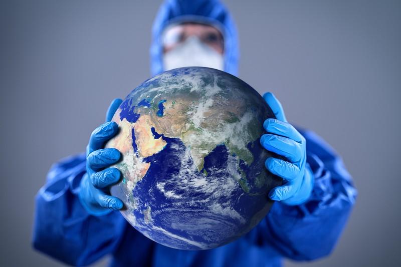 آمار کرونا در جهان تا ۱۰ شهریور+ اینفوگرافیک