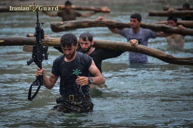 تمرینات نیروهای مقاومت مردمی افغانستان در پنجشیر علیه طالبان + عکس