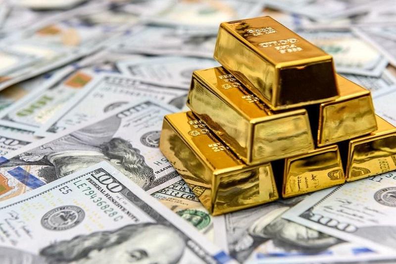 نوسانات قیمت دلار و طلا در هفتهای که گذشت+ اینفوگرافیک