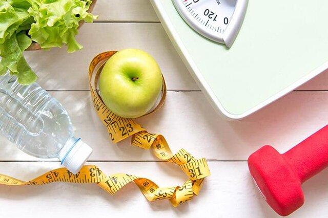 راز ثابت نگه داشتن وزن و تناسب اندام+ اینفوگرافیک