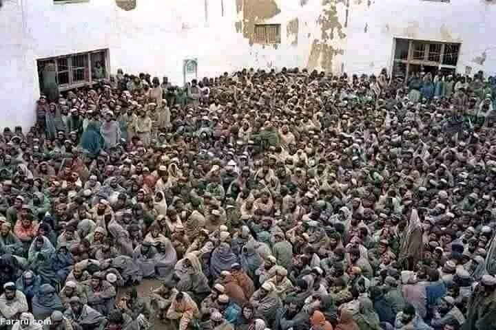دو هزار عضو طالبان اسیر مقاومت پنجشیر شده اند + عکس