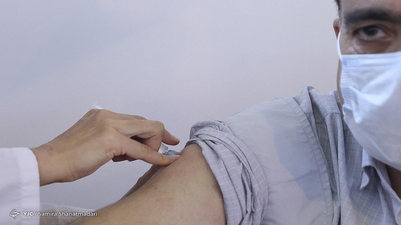 شمارش معکوس برای مدیریت پیک ششم از هم اکنون/زمان واکسیناسیون سربازان ناجا