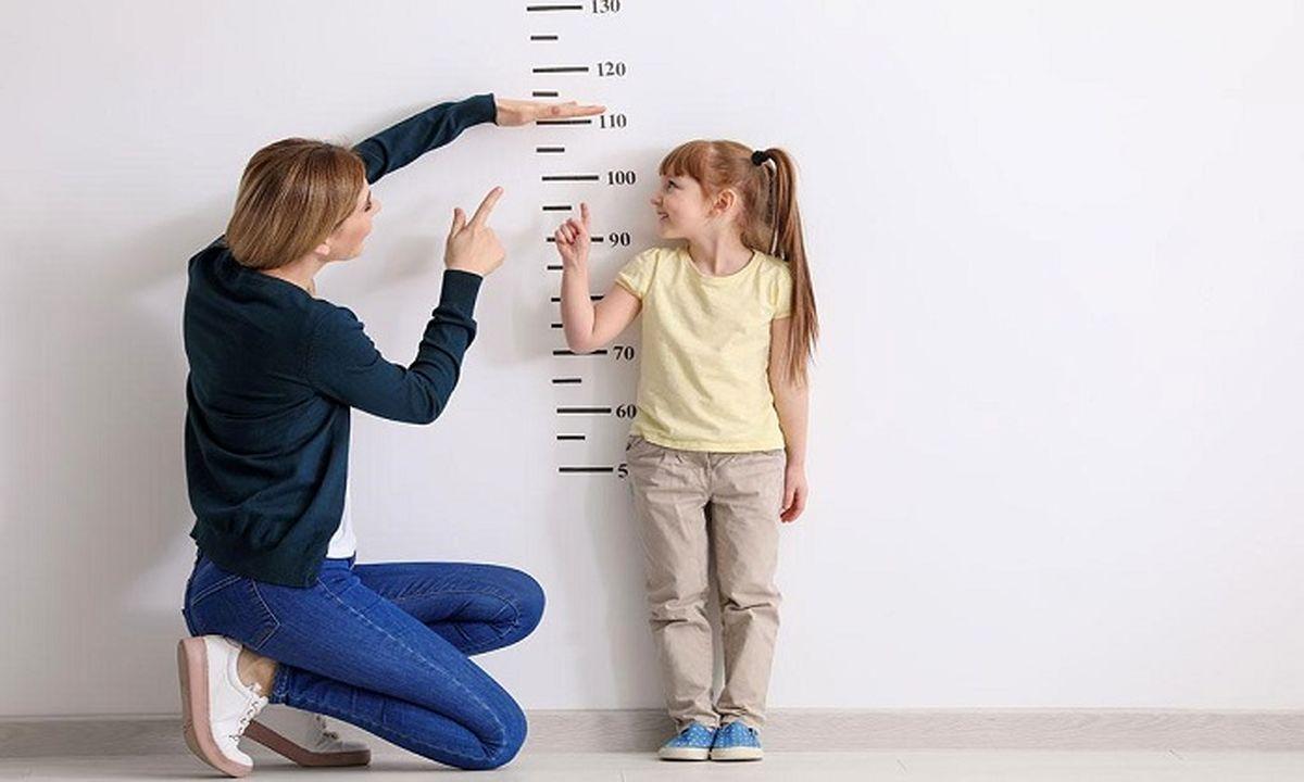 راه هایی طبیعی برای افزایش قد کودکمان