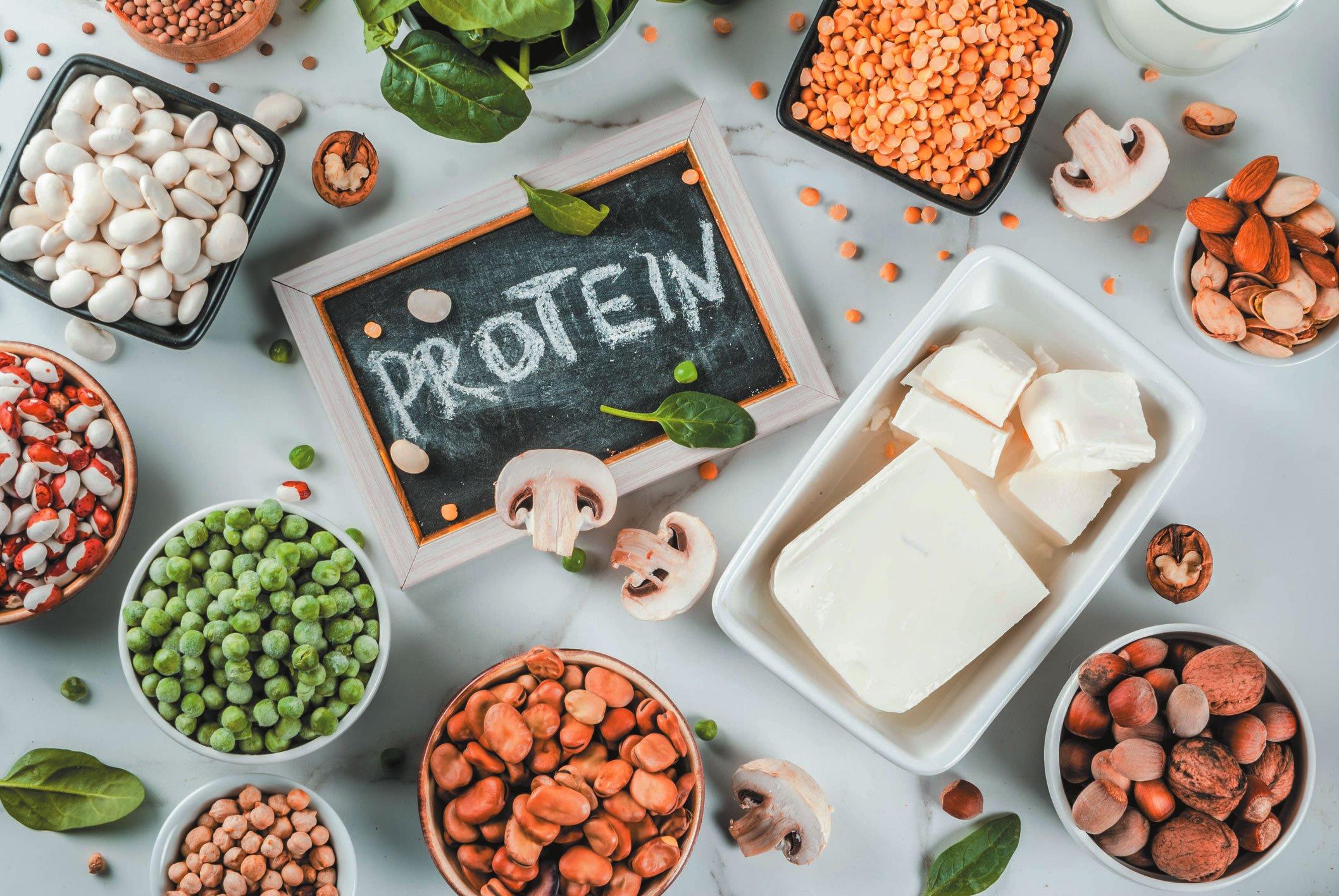 هر کیلوگرم وزن بدن چه مقدار پروتئین نیاز دارد؟