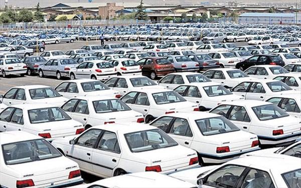 ریزش قیمت ها در بازار خودرو شدت گرفت/ سمند ۶ میلیون تومان ریخت + عکس