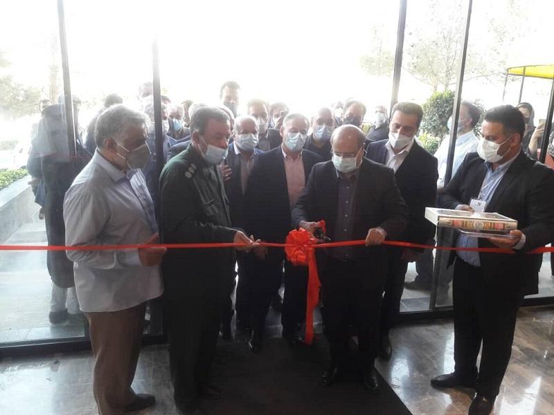 یک مرکز واکسیناسیون دیگر در پایتخت افتتاح شد