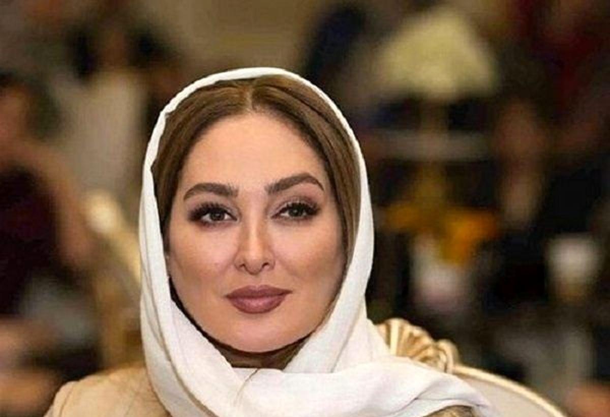 عاشقانه الهام حمیدی برای تولد همسرش + عکس