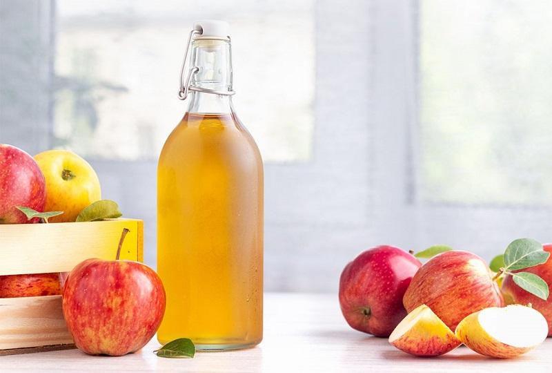 این۱۴  فایده سرکه سیب شما را تشویق به استفاده از آن میکند