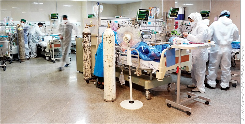 فوت پنج بیمار کرونایی دیگر در سیستان و بلوچستان