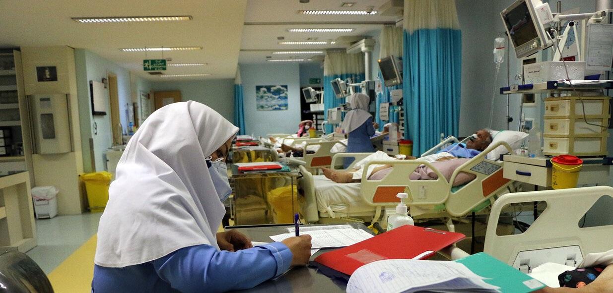 افزایش بیماران بدحال در این استان