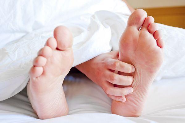 نشانههای ظریف وجود بیماری که در پاها نمایان می شوند