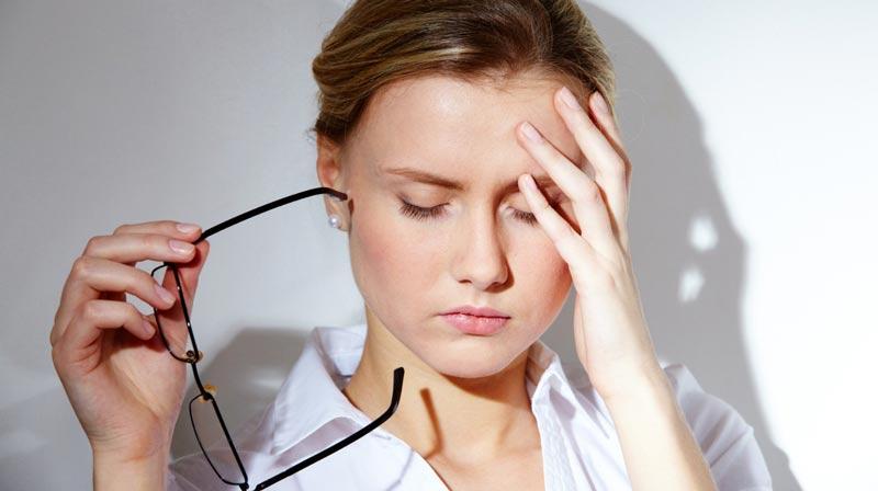 راه هایی ساده برای تسکین دردهای میگرنی
