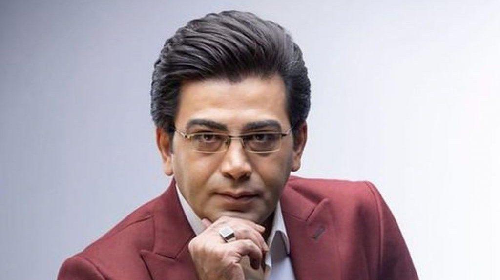واکنش جنجالی فرزاد حسنی به دیالوگی از سریال «زخم کاری» + عکس