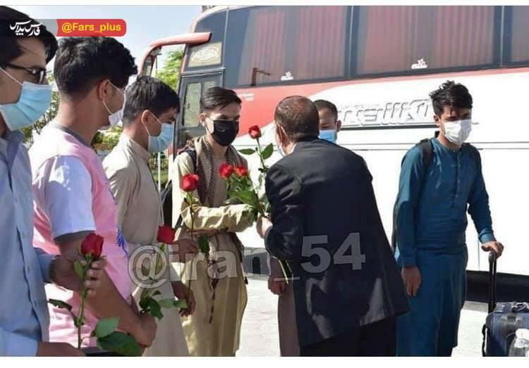 استقبال و بورسیه نخبگان افغانستانی در دانشگاههای ایران + عکس
