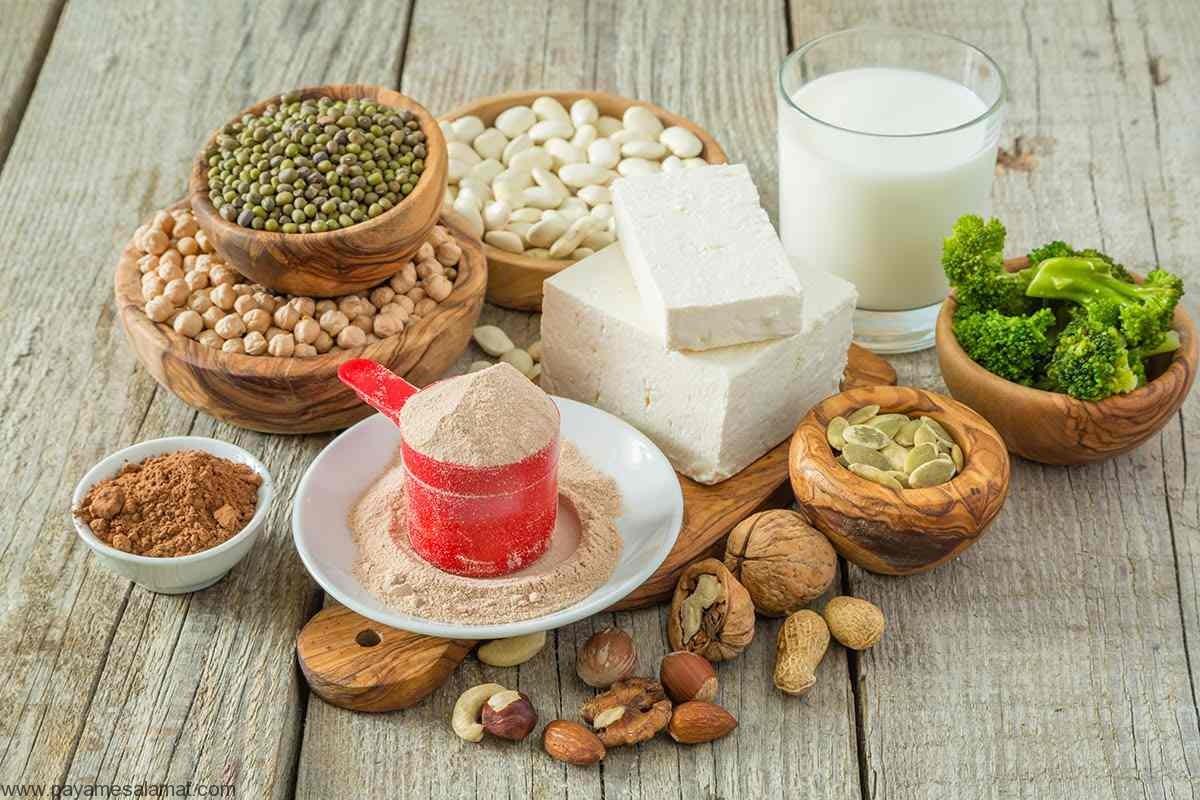 علائمی که می گوید شما کمبود پروتئین دارید