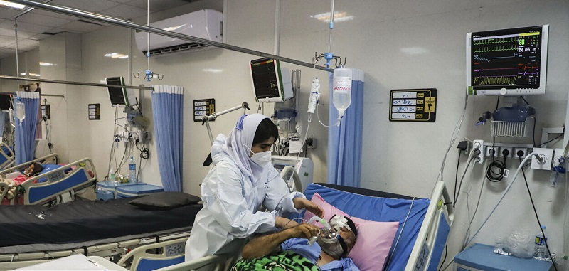 مرگ و میر کرونایی در این استان پایینتر از میانگین کشوری است