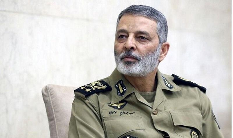 ارتش از روز اول کرونا دستیار وزارت بهداشت بوده است
