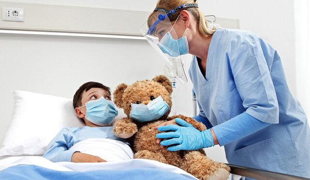 کدام کودکان در معرض کووید-۱۹ شدید قرار دارند؟