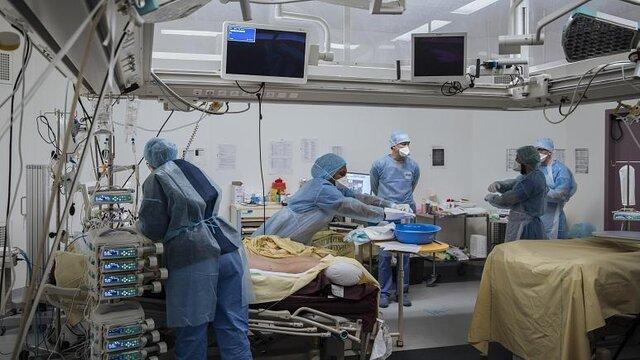 ۳ هزار کادر درمان  این کشور بهدلیل امتناع از دریافت واکسن کرونا تعلیق شدند