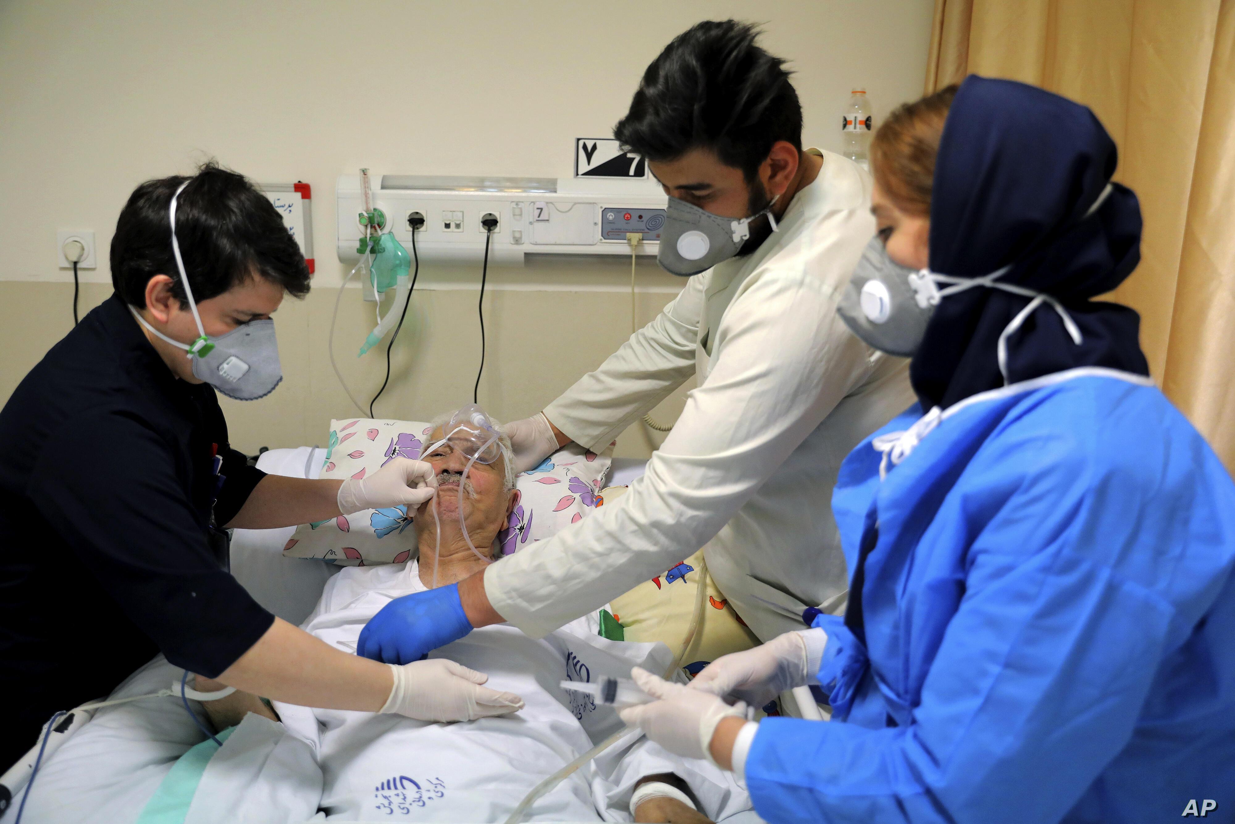 فوت ۳۶۴ بیمار کرونایی در شبانه روز گذشته