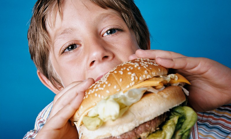 فقط پرخوری باعث چاقی می شود؟