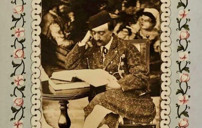 استوری ناصرالدین شاه در زمان خودش! + عکس
