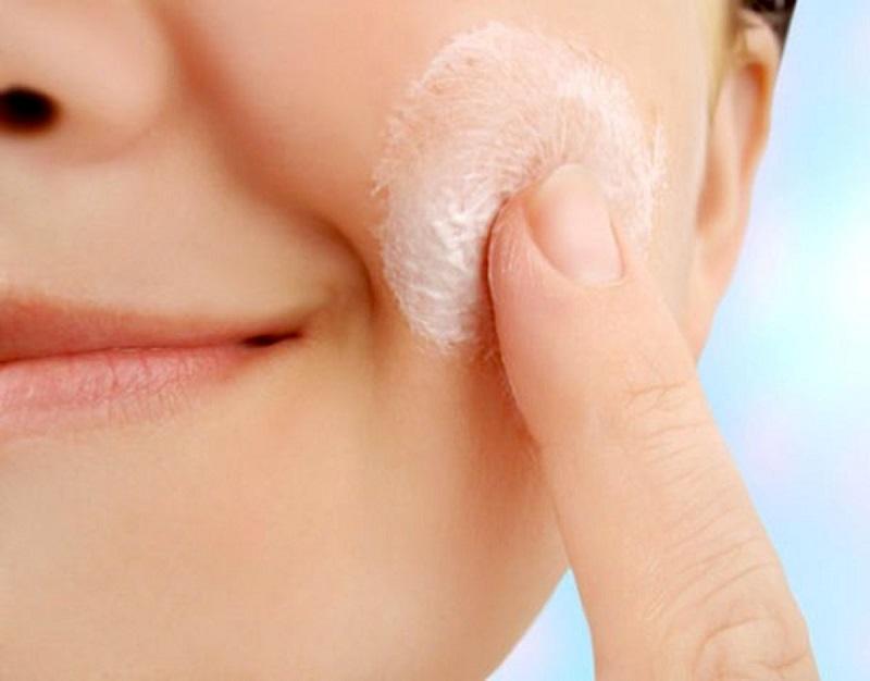 درمان سوختگی صورت در خانه