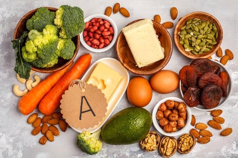 از کجا بفهمیم کمبود ویتامین آ داریم؟ + منابع غذایی