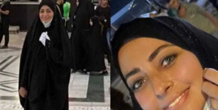 حضور بازیگران زن ایرانی در پیادهروی اربعین/ ماجرای خواب نفیسه روشن درباره سفر کربلا+فیلم