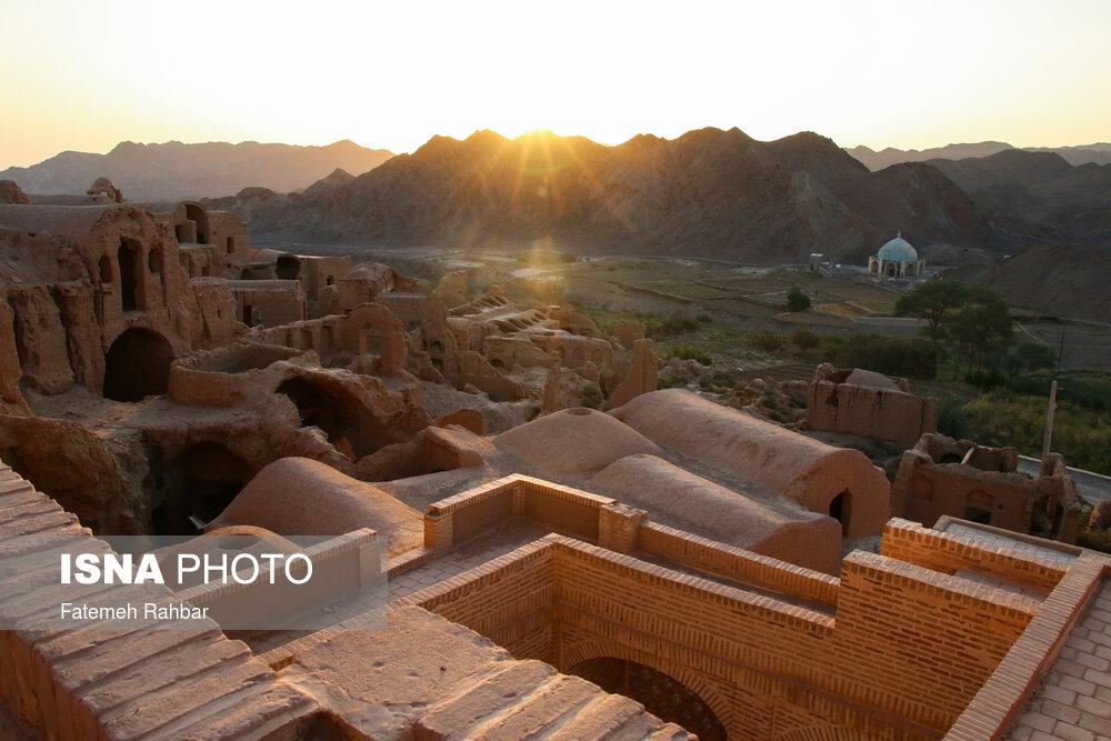 زادگاه خورشید در ایران + عکس