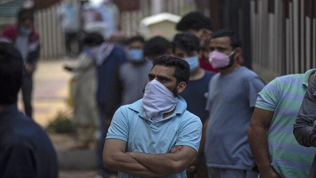 کمترین میزان مرگ بر اثر کرونا در هند نسبت به 7 ماه گذشته