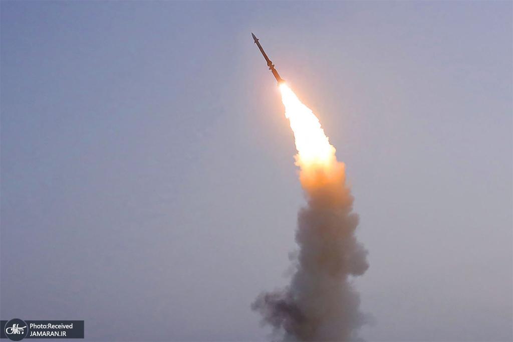 آزمایش موشک ضد هوایی تازه توسعه یافته توسط کره شمالی + عکس