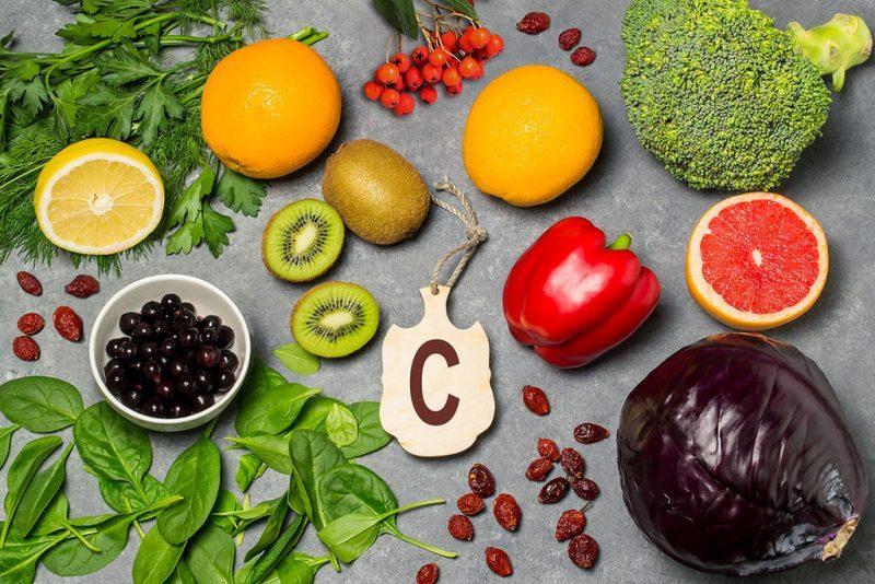 راه های ساده دریافت طبیعی ویتامین C