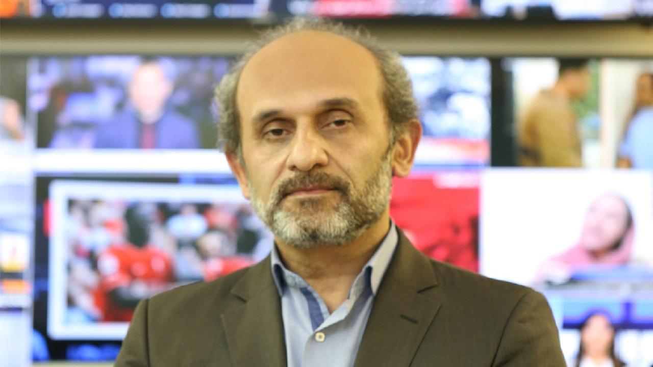 پیام تسلیت رئیس رسانه ملی در پی درگذشت مرحوم اویسی + عکس