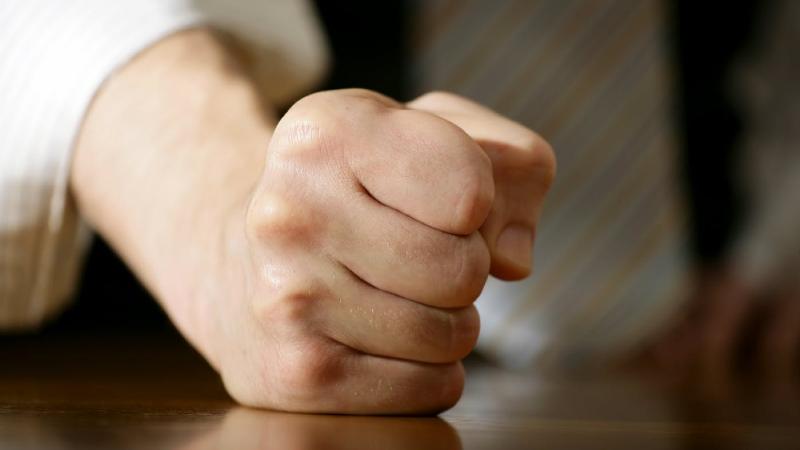 راهکاری سریع برای مدیریت خشم