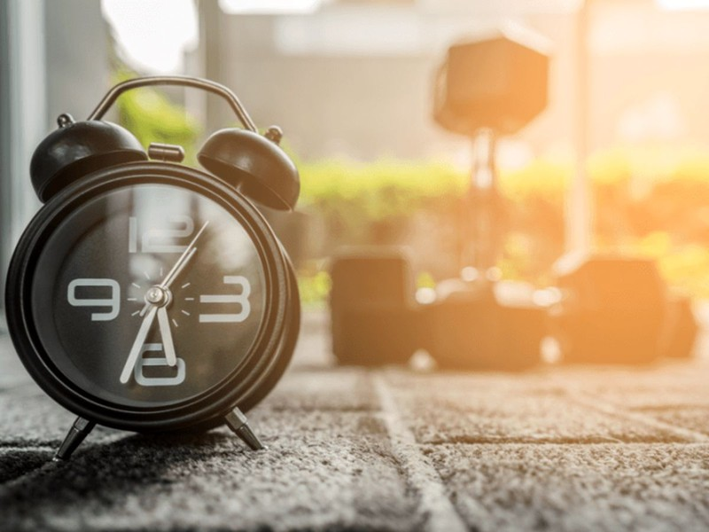 ورزش در این موقع از روزخواب شب را عمیق و باکیفیت می کند