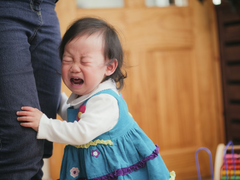 اضطراب در کودکان چگونه ظاهر می شود؟