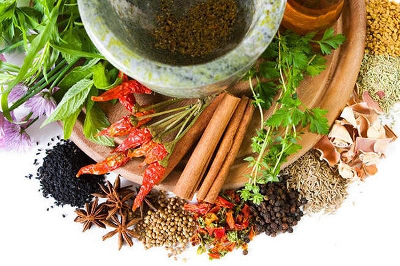 مصلحات مواد غذایی مصرف در طب سنتی+ اینفوگرافیک