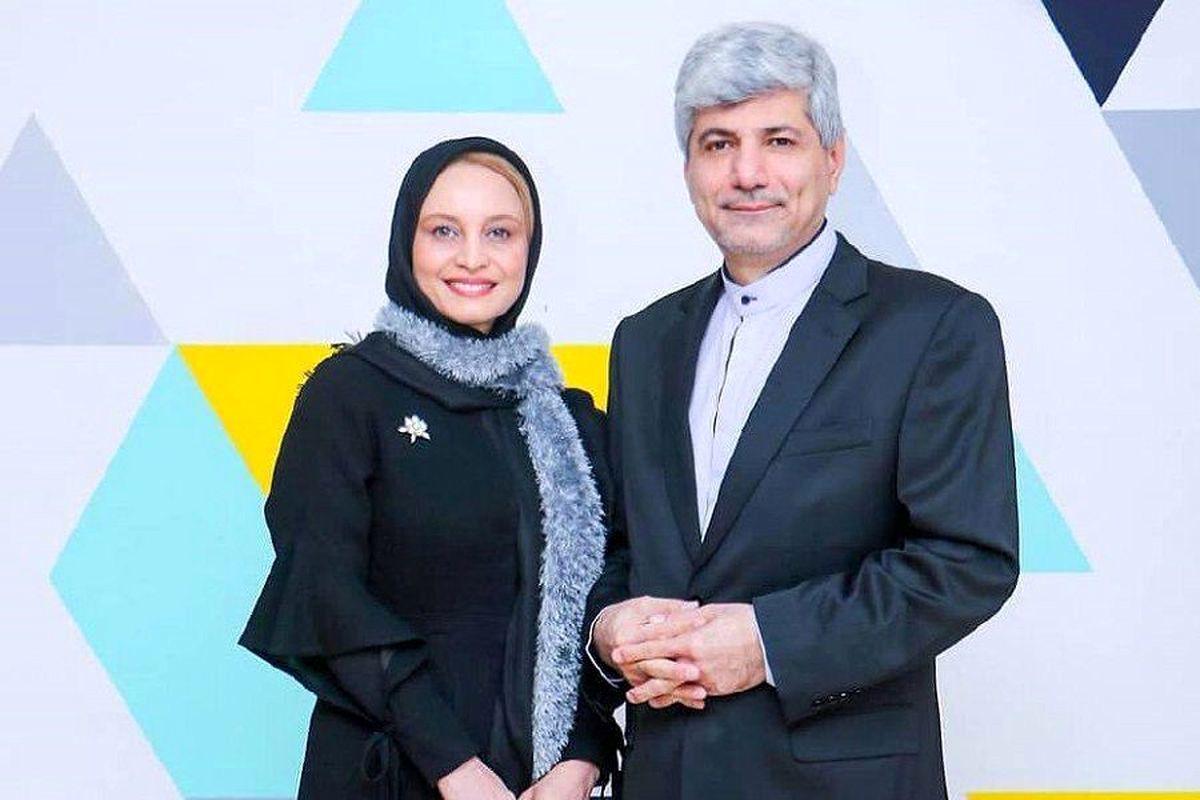 واکنش مریم کاویانی به خبرهای اخیر درباره جدایی از همسرش + عکس